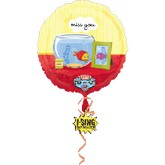"28"" Singing Balloon Everytime You Go Away"