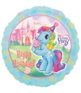 "18"" My Little Pony Happy Birthday"