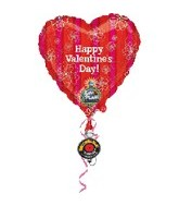 "32"" Valentine&#39s Red Day Recordable Sings"
