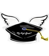 "33"" Fly High Grad Balloon"