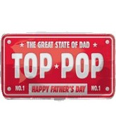 "22"" The Great State of Top Pop Father&#39s Day"