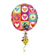 "32"" Recordable and Singing Love Balloon"