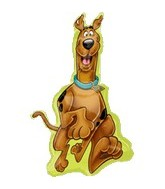 "38"" Scooby Doo Running Shape"
