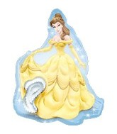 "32"" Disney Princess Belle Shape"