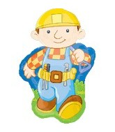 "33"" Bob the Builder Balloons Shape"