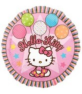 "18"" Hello Kitty Balloon Border"