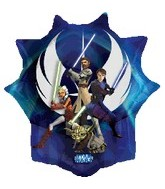 "28"" Star Wars the Clone Wars"