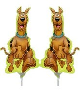 (Airfill Only) Scooby-Doo Balloon Shape