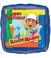"18"" Handy Manny Happy Birthday"