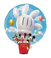 "28"" Mickey Mouse Hot Air Balloon"
