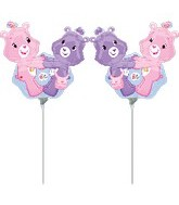 (Airfill Only) Care Bears Balloon Friends Shape