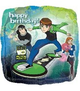 "18"" Ben 10 Alien Force Birthday Party"