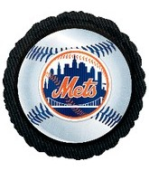 "18"" MLB New York Mets Baseball Balloon"