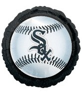 "18"" MLB Chicago White Sox Baseball"