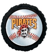 "18"" MLB Pittsburgh Pirates Baseball"