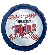 "18"" MLB Minnesota Twins Baseball"