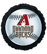 "18"" MLB Arizona Diamondbacks Baseball"