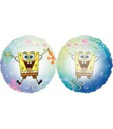 "26"" See Through SpongeBob Balloon"
