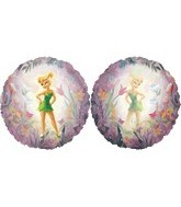 "26"" Tinker Bell See Through Balloon"