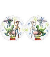 "26"" Toy Story See Through Balloon"