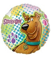 "18"" Scooby Doo Balloon Pattern"