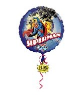 "28"" Sing-A-Tune Superman Singing Balloon"