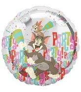 "18"" Tom & Jerry Party Animals Balloon"