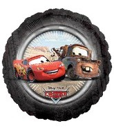 "18"" Disney Cars Single Sided with Weight Packaged"