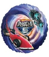 "18"" Hot Wheels Battle Force 5 Vortex"