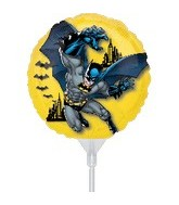 "9"" EZ Fill Airfill Batman with Sticks (3 Pack)"