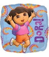 "18"" Hola Dora! Nick Jr. Mylar Balloon"