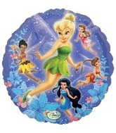 "18"" Disney Fairies Party Flowers"
