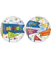 "26"" Jumbo Congrats Balloon Celebration"