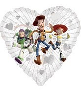 "18"" Disney Toy Story Movie Clearly Love"