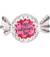 "35"" Happy Valentine&#39s Day Candy Balloon"