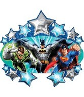 "31"" Justice League Balloon Marquee"