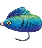 "28"" Turquoise Lure Fish on Hook Balloon"