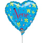 "9"" Airfill Only Heart Nene"