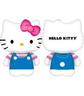 "30"" Hello Kitty Balloon Summer Fun"