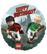 "18"" Harry Potter Lego Quidditch HBD"