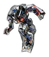 "34"" Transformers Balloon Optimus Prime"