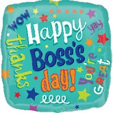 "18"" Boss&#39s Day Messages"