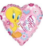 "18"" Tweety Tweet Heart"