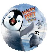 "18"" Happy Feet The Movie Balloon"