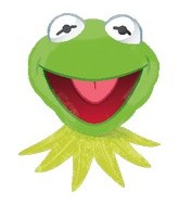 "30"" The Muppets Kermit Jumbo Balloon"