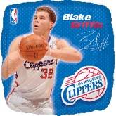"18"" NBA BLAKE GRIFFIN Basketball Balloon"