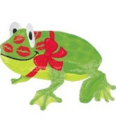 Airwalker Balloon Buddies Cute Froggy