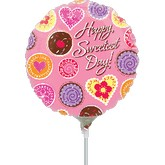 "4"" Airfill Only Sweetest Day Candy"