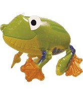 Airwalker Balloon Buddies Friendly Froggy