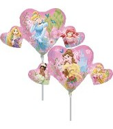 "10"" Airfill Princesses Love You Trio"
